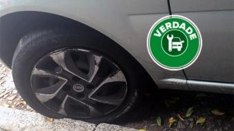 Mito ou verdade: Encostar na guia estraga a roda?